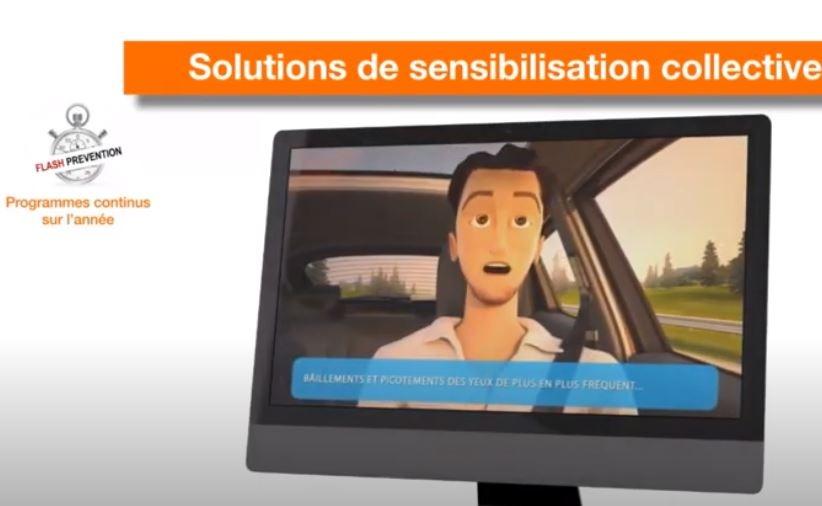 Prévention routière : Le Groupe Adecco choisit la solution E-Prev de CARGLASS®