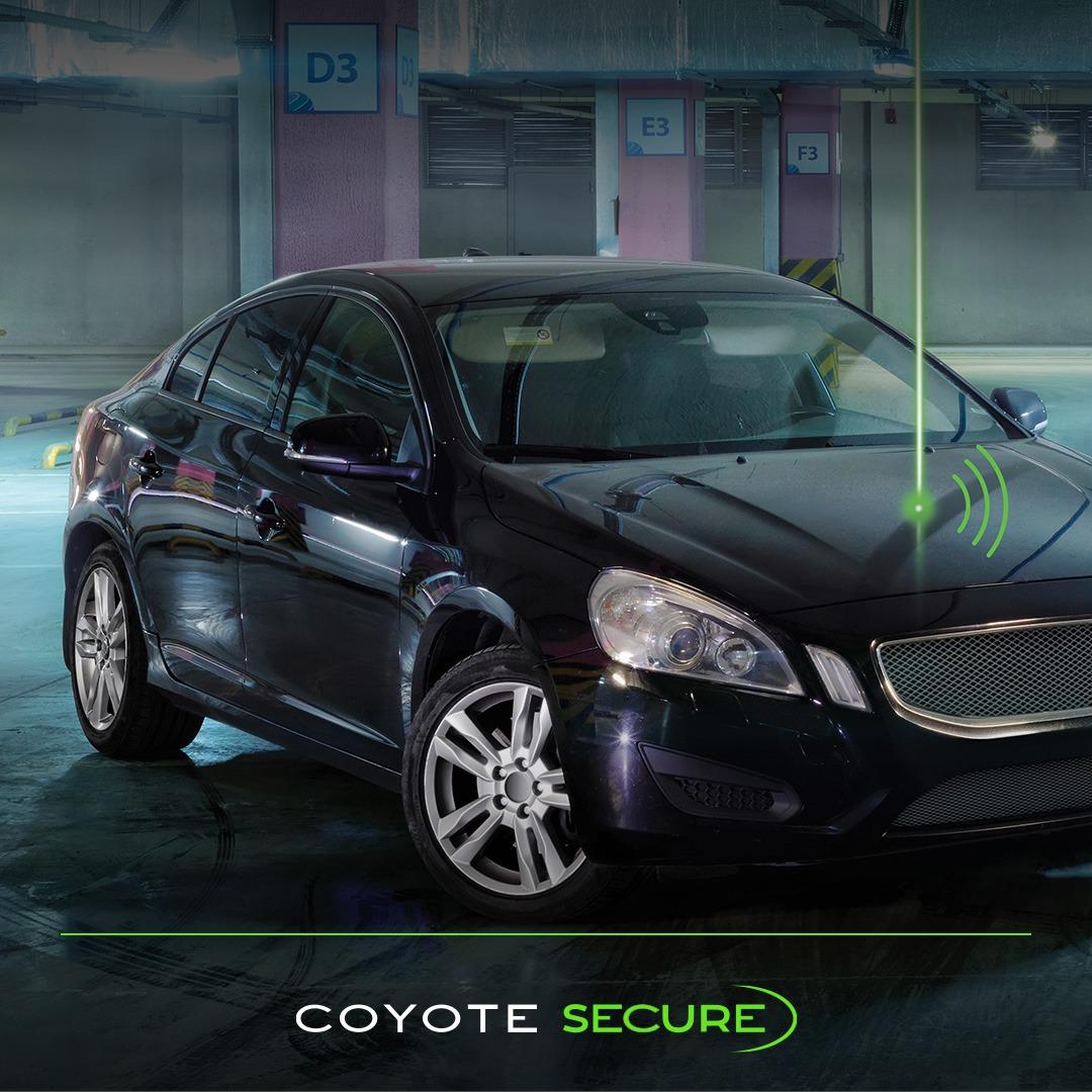 Retrouver son véhicule volé avec Coyote Secure