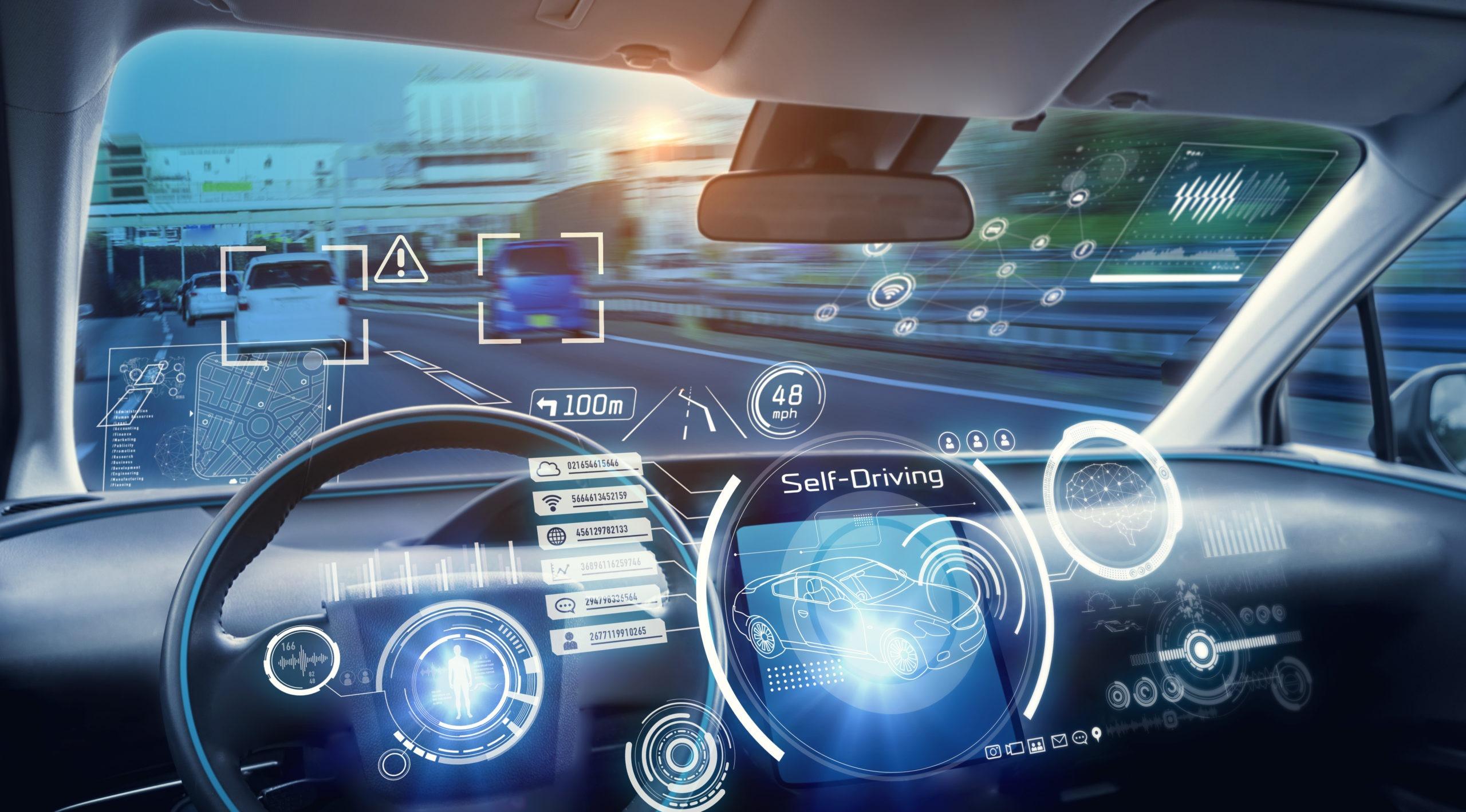 Le think tank UNIR interroge le véhicule autonome
